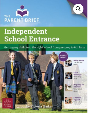 The Parent Brief Website
