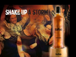 Tofka Shake up a Storm