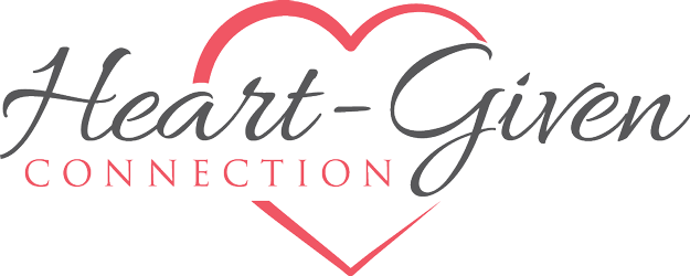 Heart-Given Connection Website and Social Media