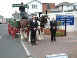 HV Taylor & Sons Funeral Directors
